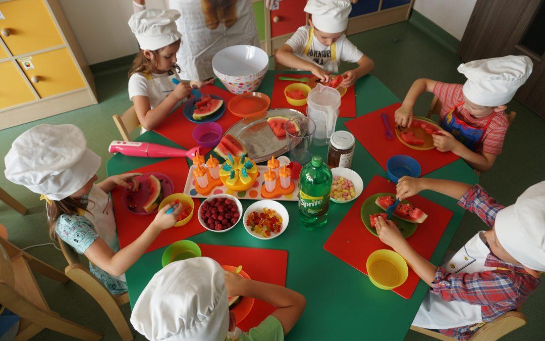 05.08.2020 – Najsmaczniejsze, samodzielnie wykonane lody nawakacyjnych warsztatach kulinarnych : )